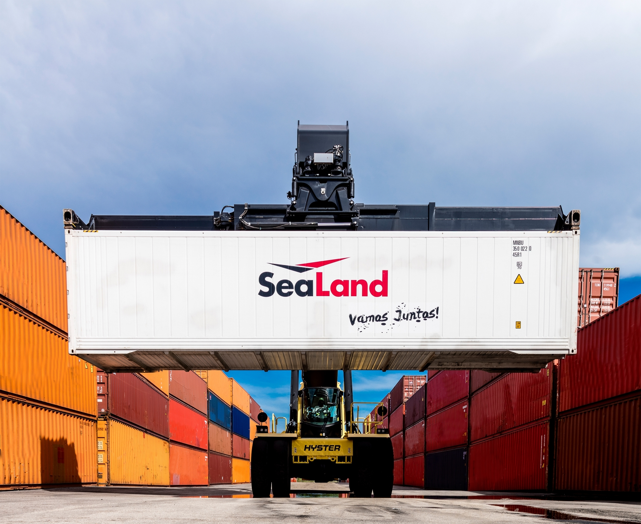 SeaLand Container