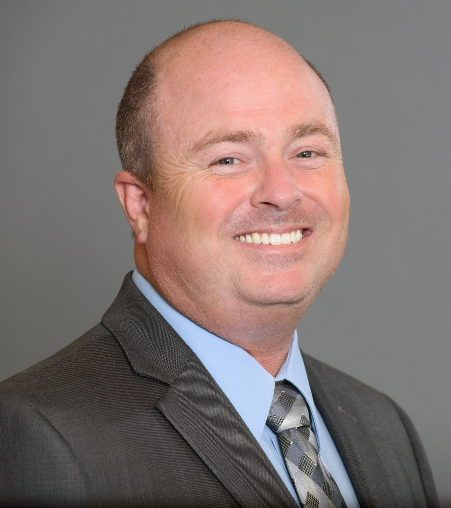 Headshot of Anthony Evett, Director of Engineering